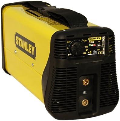 Stanley 460181 Inverter - Equipo de soldadura (160 A, función TIG lift con luz)