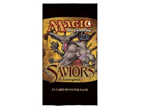 Magic: The Gathering - Saviors of Kamigawa, Booster (englisch)
