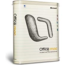 Office Mac 2004 Student and Teacher Edition