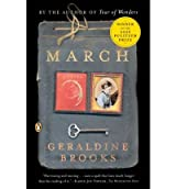 (March: A Love Story in a Time of War) By Geraldine Brooks (Author) Paperback on (Mar , 2006)