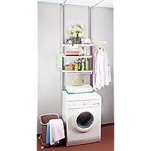 suchergebnis auf f r waschmaschinenregal. Black Bedroom Furniture Sets. Home Design Ideas