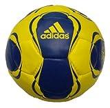 Adidas Handball Stabil Champ 08 EHF blau gelb Größe 3