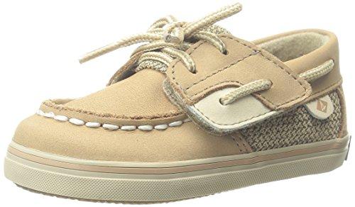 Sperry Bluefish Alternative Closure Boat Shoe (Infant/Toddler/Little Kid),Linen, 1 M US Infant (Sperry Bluefish Schuhe)