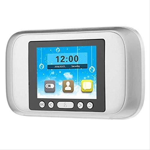 Video Türklingel 3.2 Zoll Tft Screen Hd 720p Smart Peephole Digital Door Viewer Visual Monitor Motion Detector Video Doorbell Kamera -