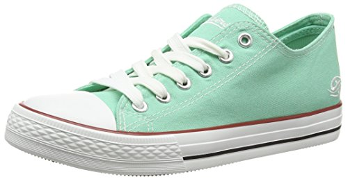 Dockers by Gerli 36Ur201-710500, Sneakers Basses femme Vert (Mint 880)