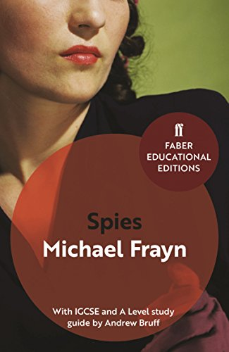 Spies (Faber Educational Editions) por Michael Frayn