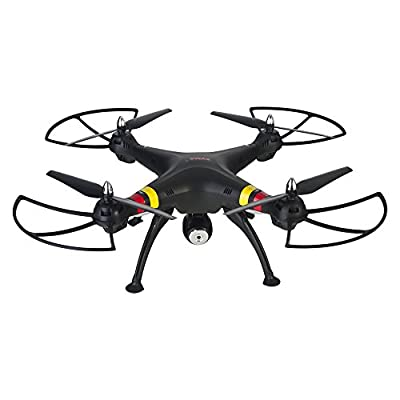 tech rc X8C 2.4GHz 6-Axis Gyro Wifi Real-time Transmission Drone with 2MP HD Camera 3D Flips