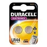 Duracell Knopfzelle LR44, C2 Alkaline-Batterie 2