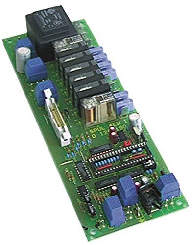 Meiko Steuerplatine für Spülmaschine DV160, DV240B, DV40T, DV120T, DV80T DV40, DV80, DV120B
