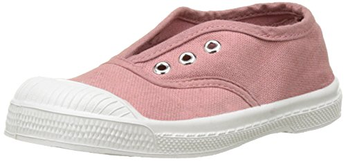 Bensimon Tennis Elly Enfant, Unisex-Kinder Hohe Sneakers Pink (Vieux Rose)