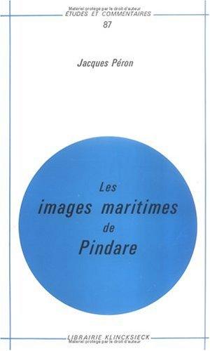 Les images maritimes de Pindare