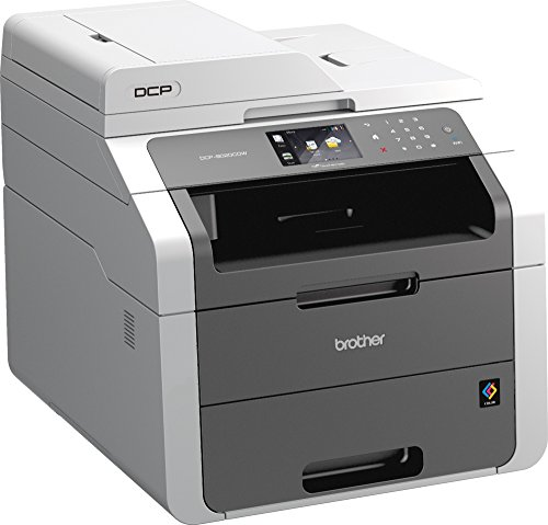Brother DCP-9020CDW - Impresora multifunción láser color (LED, color, WiFi,...