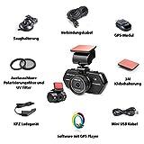 TrueCam A6 Dual Dashcam - 8
