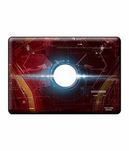 "Licensed Marvel Comics Ironman Laptop Skins For Macbook Pro 13"" (2016)"