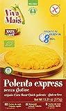 Probios Polenta Express -  Confezione da 12 Pacchi di 375 gr, Senza glutine