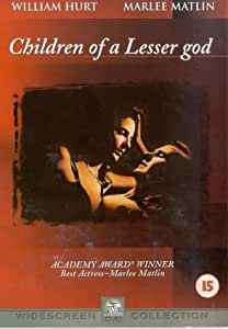 Children Of A Lesser God [DVD] [1986]