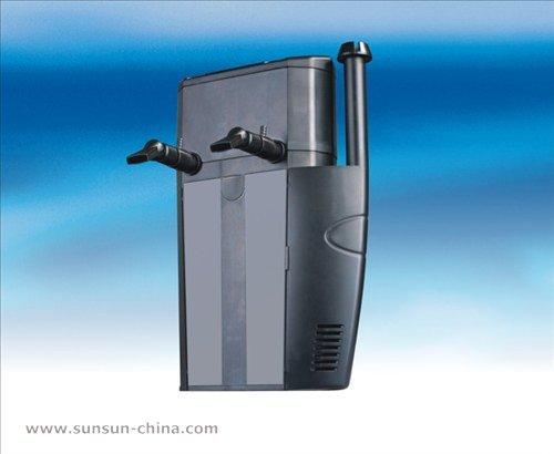 Pumpe Filter Innenraum 18W 1500L/H Dual Impeller SunSun Aquarium Schildkröte