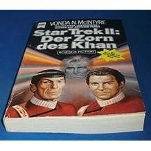 Star Trek II. Der Zorn des Khan. Die neuen Abenteuer des Raumschiffs 'Enterprise'.