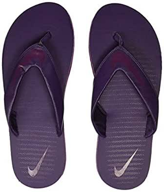 Nike Men's Chroma 5 Bordeaux/GrandPurp Flip Flops Thong Sandals-7 UK (41 EU) (8 US) (833808-603)