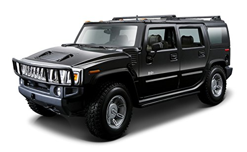 maisto-36631-hummer-h2-03-suv-scala-118-colori-assortiti