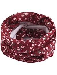QinMM 1-3 a/ños beb/é ni/ña y ni/ño Bufanda Animal Espesar Costura O-Ring Bufanda Cuello Calentador