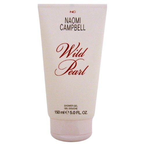 Femmina perla selvaggia Naomi Campbell Gel doccia 150 ml, 1 pacchetto (1 x 150 ml)