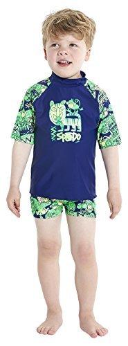 Speedo Jungle Roar Essential T-Shirt de protection Garçon