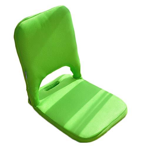 Office-sofa (Verstellbarer Bodenstuhl Faltbarer Boden Stuhl Gaming Chair - Rückenlehne Komfortable faul Sofa Home Office Futon Matratze Sitz zum Lesen Fernsehen für Zuhause Oder Büro)