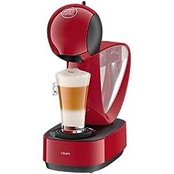 Krups Dolce Gusto Infinissima Machine à café à capsules rouge/noir