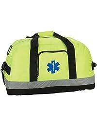 Life of Star Hi Vis-Borsone Carry-Borsa per primo Responders, ambulanza, infermiere, Medic, Doctor