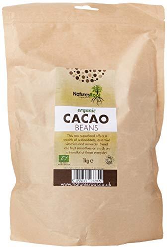 Natures Root BIO Criollo Kakaobohnen - Aus biologischem Anbau 1 kg