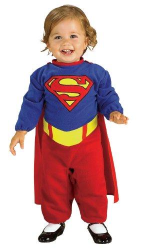 Rubies 3 885302 - Superman (Superman Kostüme Baby)