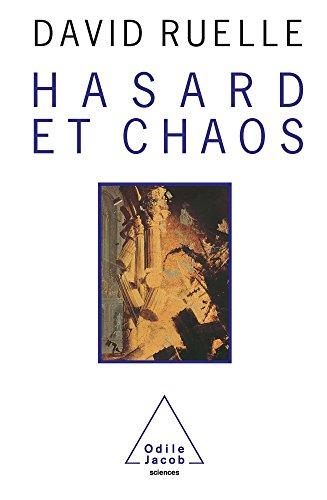 Hasard et Chaos (Sciences) par David Ruelle