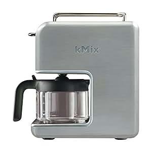 kenwood cm020 s silber kaffeemaschine kmix 5 tassen. Black Bedroom Furniture Sets. Home Design Ideas
