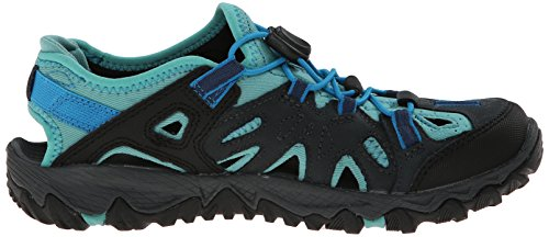 Merrell All Out Blaze Sieve, Baskets mode femme Blue Wing