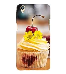 ifasho Designer Back Case Cover for Oppo F1 Plus :: Oppo R9 (Cake Bangkok Thailand Hugli-Chinsurah)