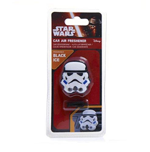 Global Accessories Star Wars - Ambientador 3D, Color Negro