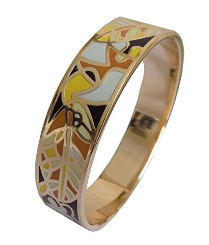 Armband Hohe Qualität Emaille. Schöne Farben und Mustern aktuellen. Sehr Trend ME28 -
