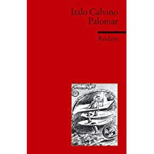 Palomar: (Fremdsprachentexte) (Reclams Universal-Bibliothek)
