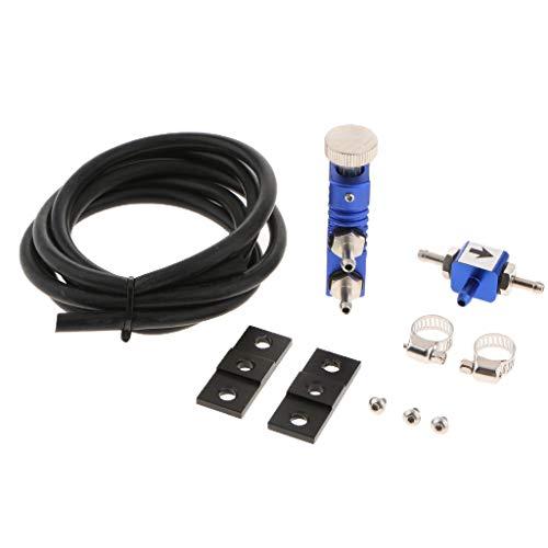 perfk Boost-Controller Dampfrad Tuning PS Leistung Turbo Steuerung Kit, 1-30 PSI-Betriebsdruck - Drehmoment-controller