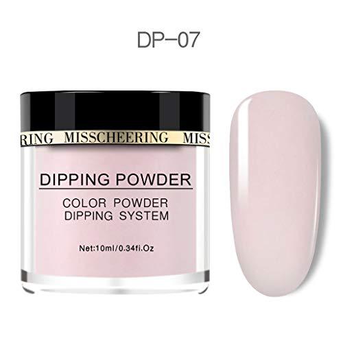 Mitlfuny -> Gesundheit und Schönheit -> Beauty Tools,Glitter Nail Art Polymer Acryl Pulver Erweiterung Eintauchen Shiny Powder Nail ()