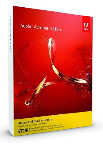 Adobe Acrobat 11 Pro Student and Teacher* englisch