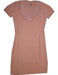 Strickkleid Kleid von Chillytime in Farbe Rosenholz