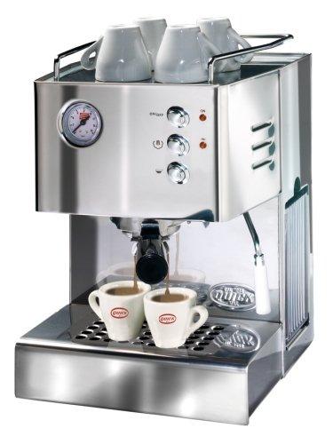 Quick Mill Orione Espressomaschine Edelstahl poliert