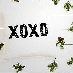 XOXO - Funda de almohada