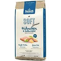 bosch HPC Soft Junior Hühnchen Plus Süßkartoffel, 1er Pack (1 x 12.5 kg)