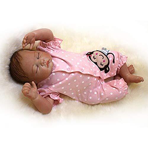 Maravilloso Bebé de Vinilo de Silicona, Reborn, a un excelente precio