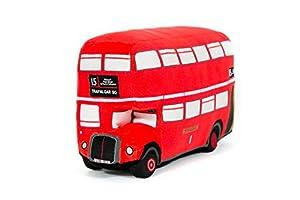High Resolution Design 6583395 London Bus Toy, Rojo, 35 cm