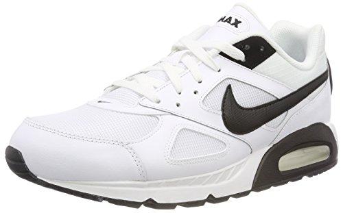 Nike Herren AIR MAX IVO Sneaker, Weiß (Blanc/Noir), 46 EU