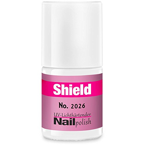 Gel-Lack - Shield Lack - LED & UV-Nagellack Light-Rosa 2026 (Uvp Uv-lampe)